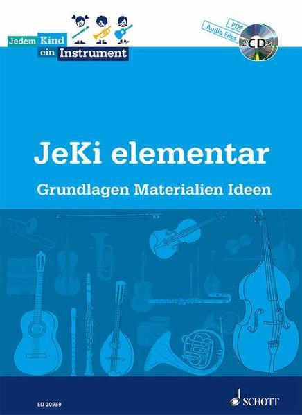 Jedem Kind ein Instrument - Coverbild