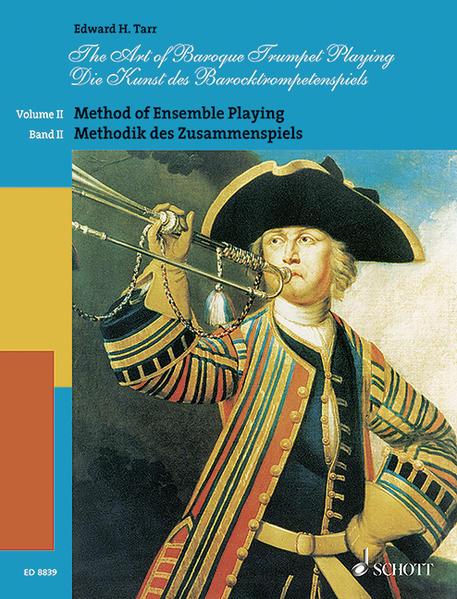 Die Kunst des Barocktrompetenspiels - Coverbild