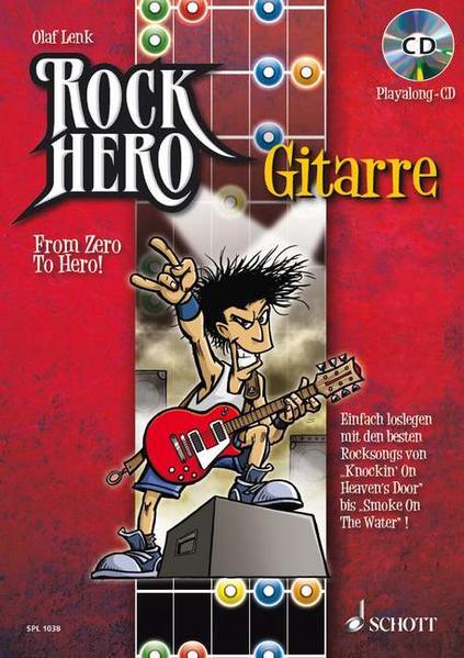 Rock Hero - Gitarre - Coverbild