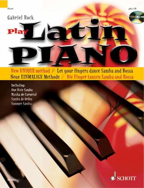 Latin Piano - Coverbild