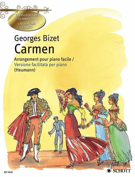 Carmen - Coverbild