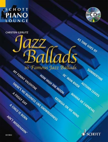 Jazz Ballads - Coverbild