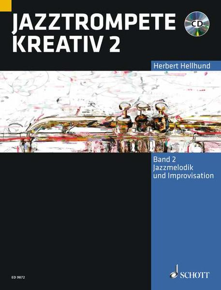 Jazztrompete kreativ - Coverbild