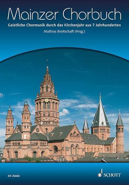 Mainzer Chorbuch - Coverbild