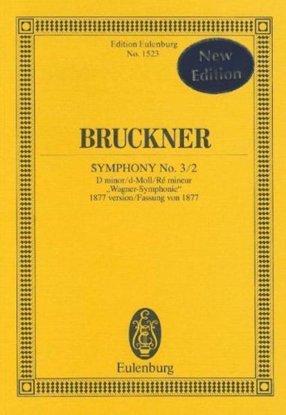 Sinfonie Nr. 3/2 d-Moll - Coverbild