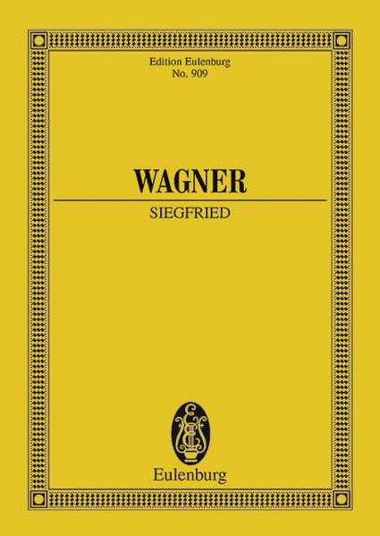 Siegfried - Coverbild