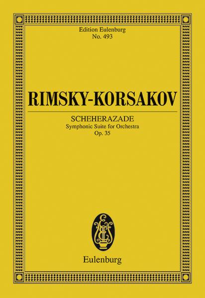 Scheherazade - Coverbild