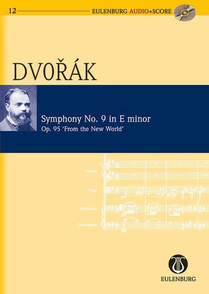 Sinfonie Nr. 9 e-Moll - Coverbild