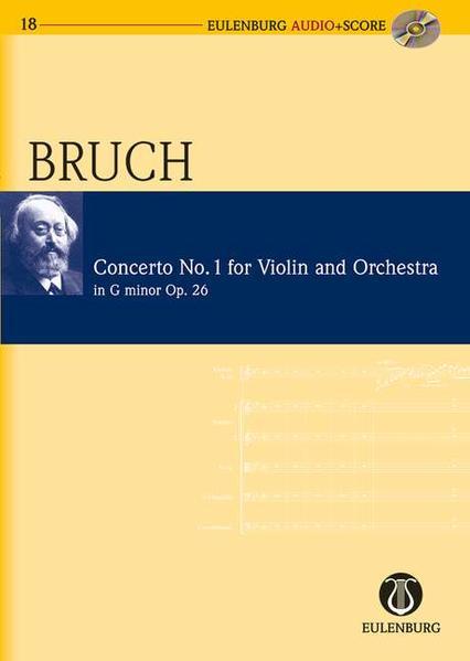 Konzert Nr. 1 g-Moll - Coverbild