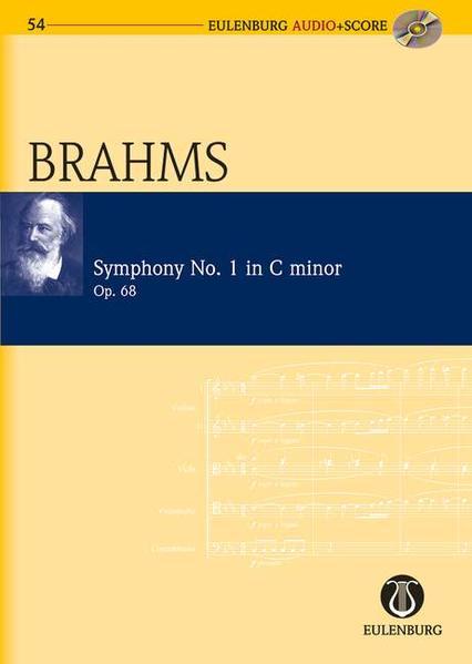 Sinfonie Nr. 1 c-Moll - Coverbild