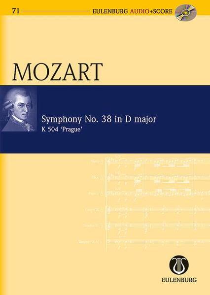Sinfonie Nr. 38 D-Dur - Coverbild