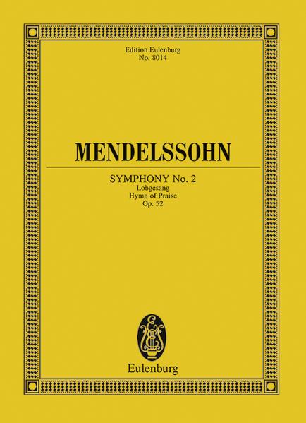 Symphonie Nr. 2 B-Dur - Coverbild