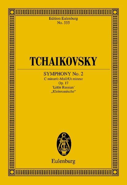 Sinfonie Nr. 2 c-Moll - Coverbild