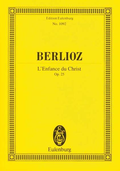 L'Enfance du Christ - Coverbild