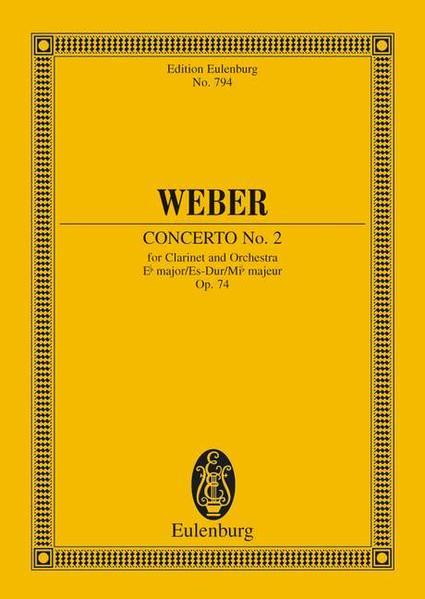 Konzert Nr. 2 Es-Dur - Coverbild