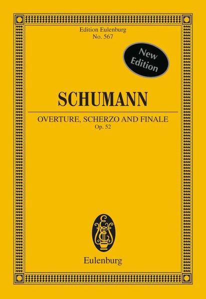 Ouvertüre, Scherzo und Finale - Coverbild
