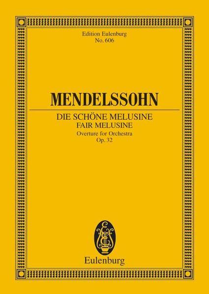 Die schöne Melusine - Coverbild