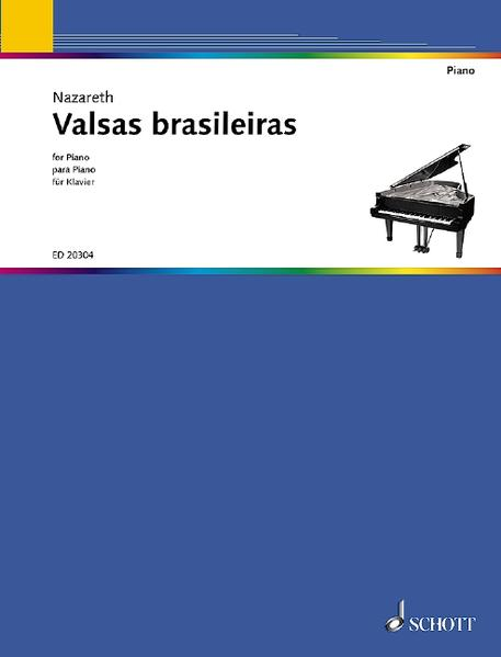 Valsas brasileiros - Coverbild