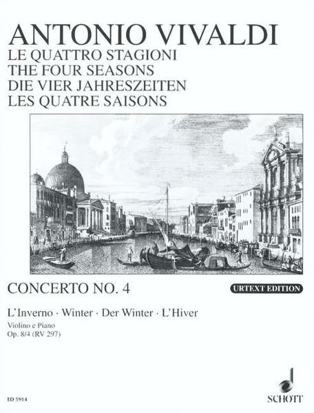 Die vier Jahreszeiten - Coverbild