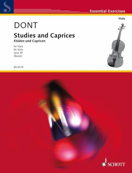 Studies and Caprices - Coverbild