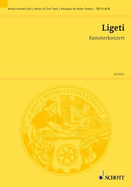 Kammerkonzert - Coverbild