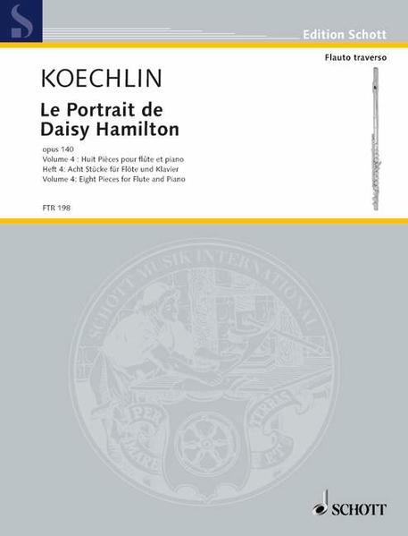 Le Portrait de Daisy Hamilton - Coverbild