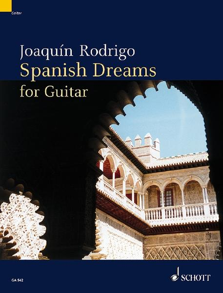 Spanish Dreams - Coverbild