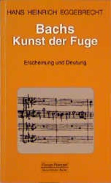 Bachs Kunst der Fuge - Coverbild
