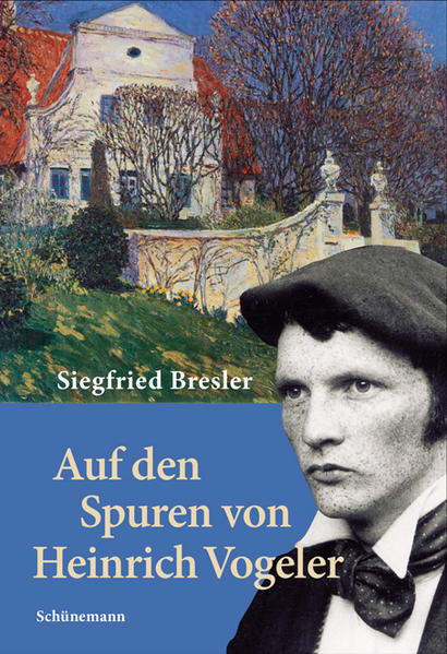 Auf den Spuren von Heinrich Vogeler - Coverbild