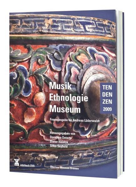 Musik Ethnologie Museum - Coverbild