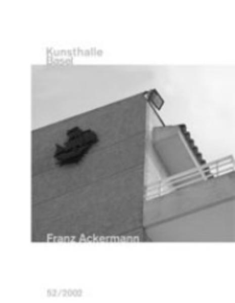 Franz Ackermann - Coverbild