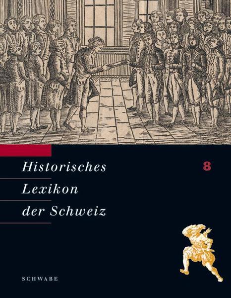 Historisches Lexikon der Schweiz (HLS). Gesamtwerk. Deutsche Ausgabe / Locarnini - Muoth - Coverbild