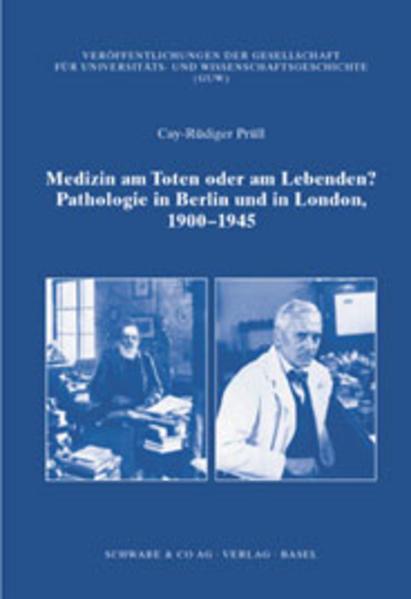 Medizin am Toten oder am Lebenden? - Coverbild