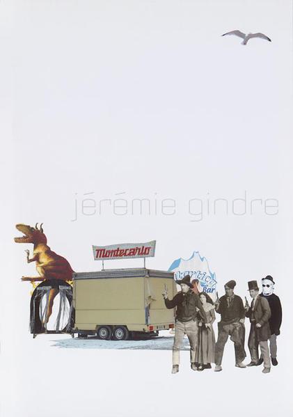 Jérémie Gindre - Coverbild