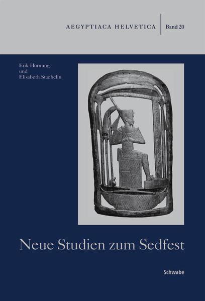 Neue Studien zum Sedfest - Coverbild