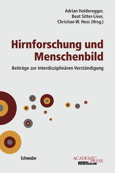 Hirnforschung und Menschenbild - Coverbild