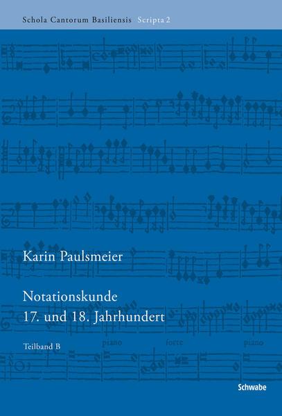 Notationskunde - Coverbild
