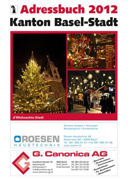 Basler Adressbuch 2012 Epub Herunterladen