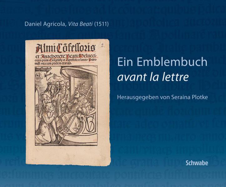 Ein Emblembuch. avant la lettre - Coverbild
