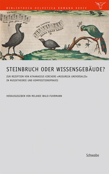 Steinbruch oder Wissensgebäude? - Coverbild