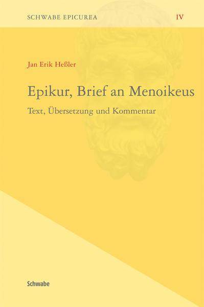 Epikur, Brief an Menoikeus - Coverbild