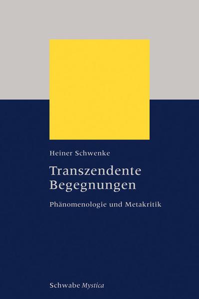Transzendente Begegnungen - Coverbild