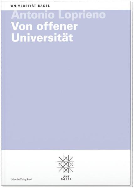 Von offener Universität - Coverbild