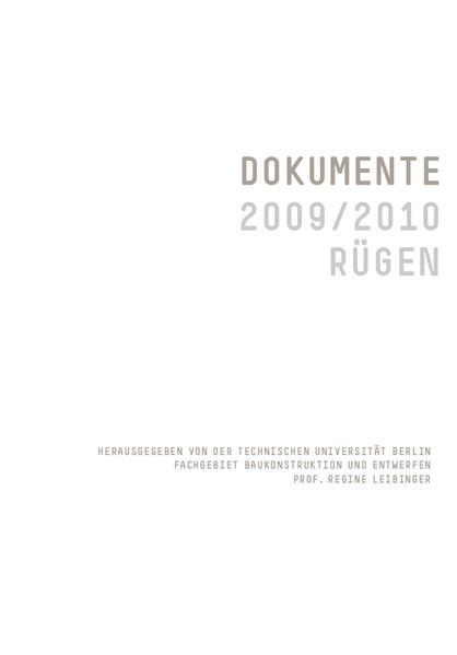 Dokumente 2009/2010 - Coverbild
