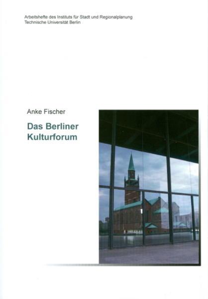 Das Berliner Kulturforum - Coverbild