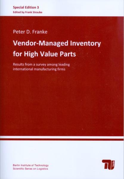 Vendor-Managed Inventory for High Value Parts - Coverbild