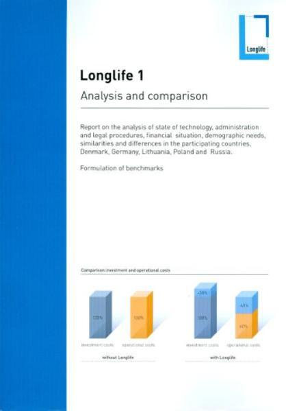 Longlife 1 - Analysis and comparison - Coverbild