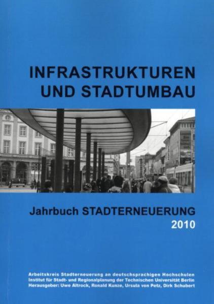 Jahrbuch Stadterneuerung 2010 - Coverbild