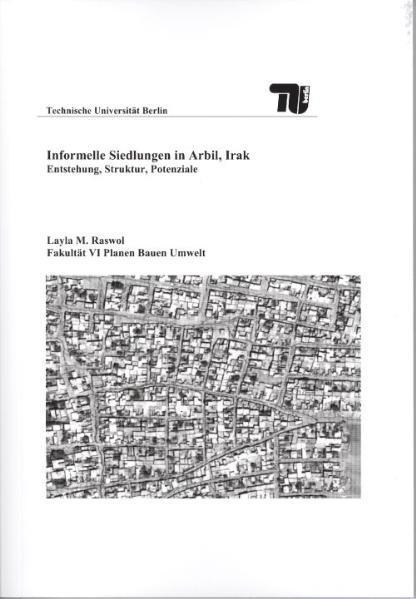 Informelle Siedlungen in Arbil, Irak - Coverbild