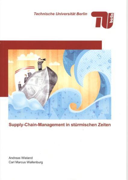 Supply-Chain-Management in stürmischen Zeiten - Coverbild